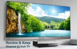 Review And Keep Hisense 55 Inch Smart TV Free UK
