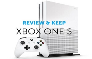 Review & Keep A Free Xbox One S UK